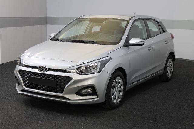 Vorlauffahrzeug Hyundai i20 - LIFE RADIO KLIMA EL.PAKET ISG