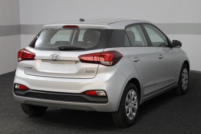 Hyundai i20 LIFE RADIO KLIMA EL.PAKET ISG