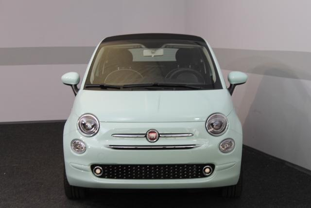 Fiat 500C - LOUNGE PLUS KLIMA RADIO UCONNECT PDC ALU CHROM PACK