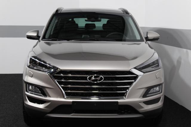 Hyundai Tucson - IMPRESSION 4WD AUT PANORAMA NAVI LEDER LED KRELL BSD ACC LP 47.510€