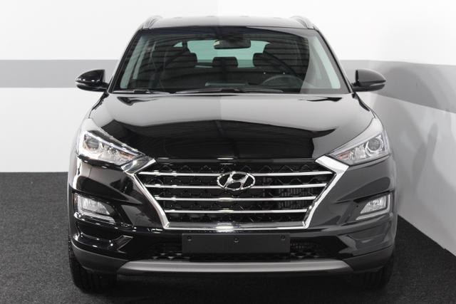 Hyundai Tucson - STYLE 4WD NAVI LED PDC KLIMAAUTOMATIK SHZ TEMPOMAT 18ALU
