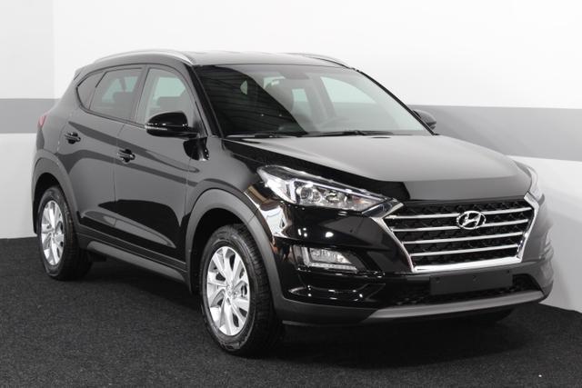 Hyundai Tucson - STYLE DCT NAVI LED PDC KLIMAAUTOMATIK SHZ TEMPOMAT 18ALU