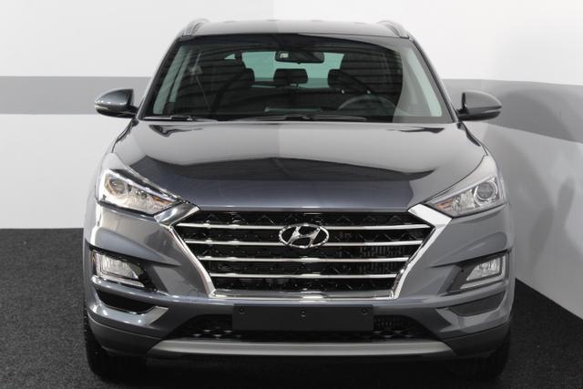 Hyundai Tucson - STYLE NAVI LED PDC KLIMAAUTOMATIK SHZ TEMPOMAT 18ALU
