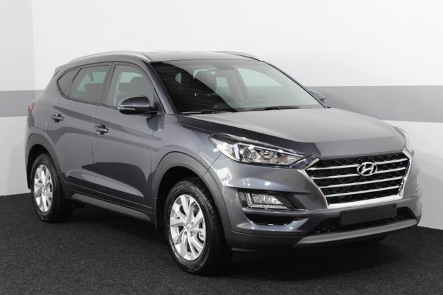 Hyundai Tucson - STYLE NAVI KLIMAAUTO FULL LED RFK SHZ + LENKRAD-HZG TEMPOMAT BLUETOOTH