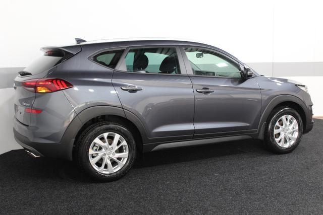 Hyundai Tucson - STYLE DCT 4WD KLIMAAUTOMATIK SHZ RÜCKFAHRKAMERA TEMPOMAT DAB 17ALU