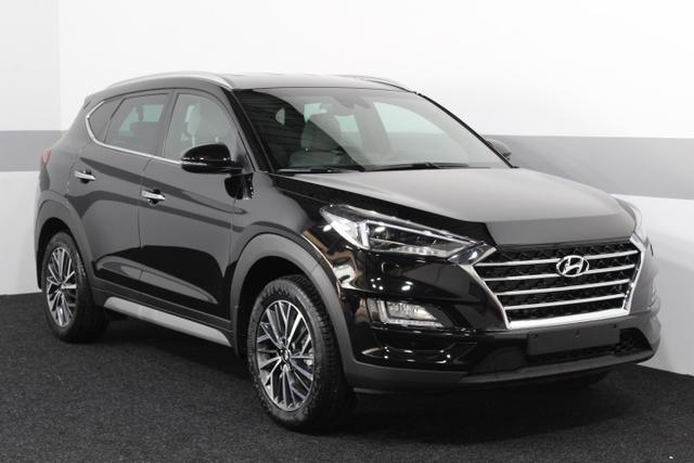 Hyundai Tucson - IMPRESSION NAVI LED SmartKey 18ALU SHZ vo+hi EL.Sitze 360 Kamera