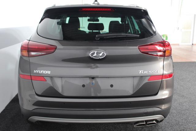 Hyundai Tucson STYLE NAVI KLIMAAUTO FULL LED RFK SHZ + LENKRAD-HZG TEMPOMAT BLUETOOTH
