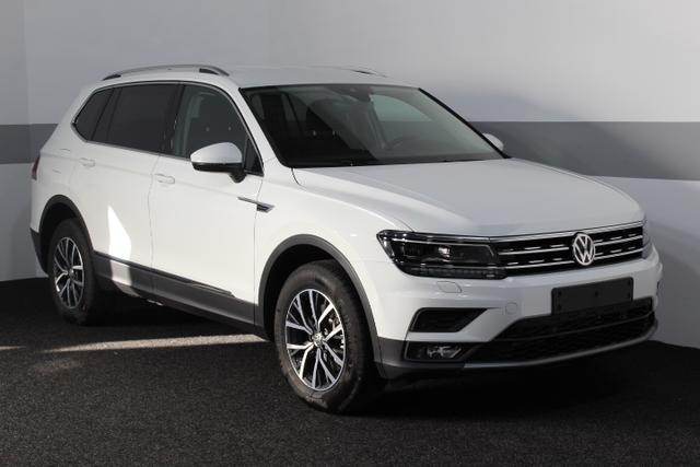 Volkswagen Tiguan Allspace - COMFORTLINE DSG NAVI ACC KEYLESS ActiveInfoDisplay SHZ ParkPilot