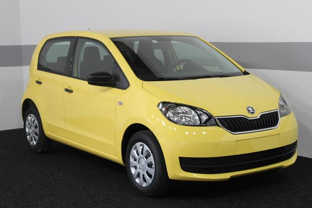 Skoda Citigo - DYNAMIC RADIO KLIMA