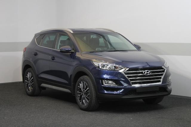 Hyundai Tucson - PREMIUM NAVI PDC v+h LKAS SLIF SHZ KLIMAAUTOMATIK TEMPOMAT