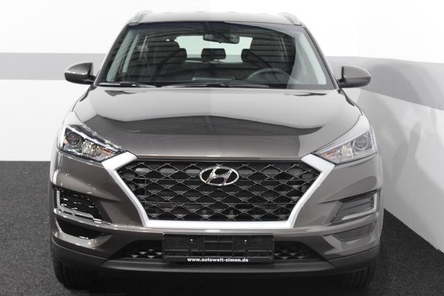 Hyundai Tucson - LIFE PLUS PDC ALU KLIMAAUTOMATIK TEMPOMAT BLUETOOTH