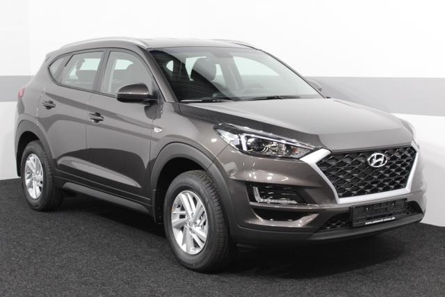 Hyundai EU Tucson - LIFE PLUS NAVI TEMPOMAT PDC ALU BLUETOOTH