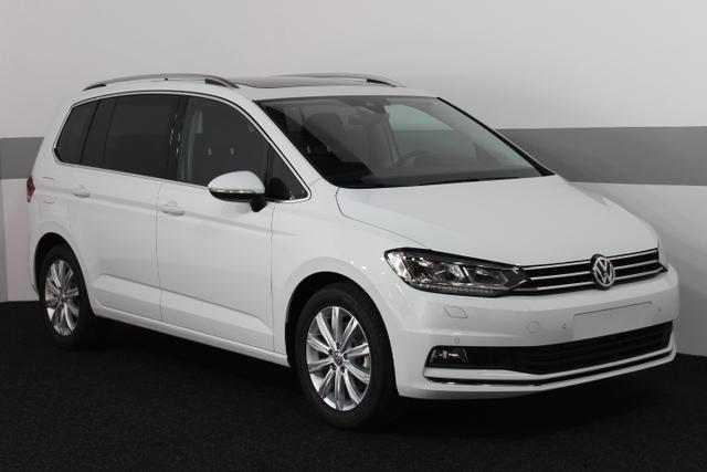 Volkswagen Touran - HIGHLINE 7-Sitzer PANORAMA NAVI ACC Lane/Side Assist ErgoActive SHZ