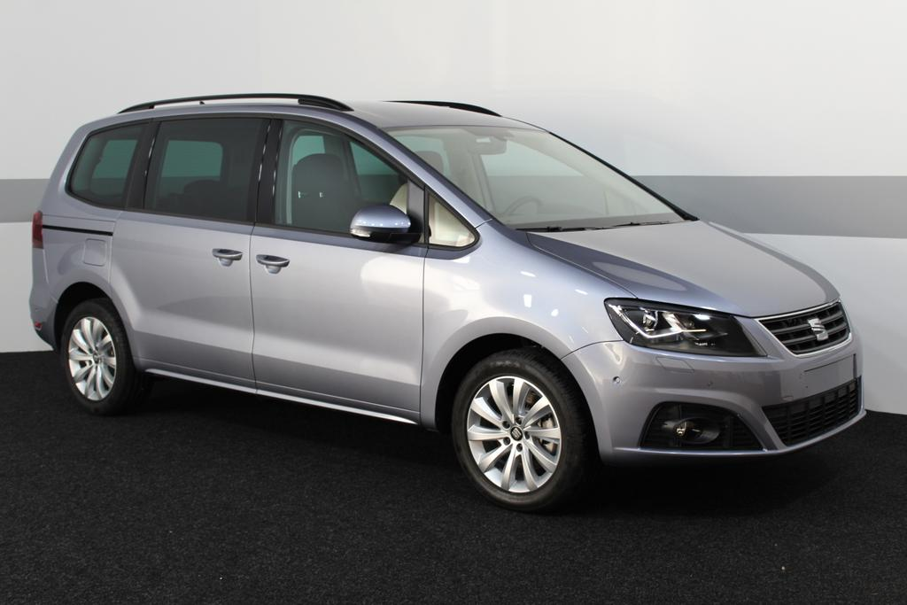 seat alhambra style plus 7 sitze navi 7 sitzer xenon shz. Black Bedroom Furniture Sets. Home Design Ideas