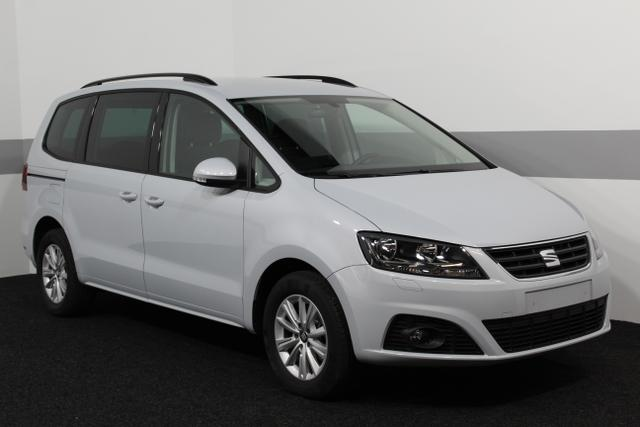 Seat Alhambra - STYLE EDITION 7 Sitzer NAVI PDC v+h FrontAssist KLIMAAUTOMATIK