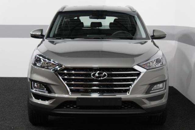 Hyundai Tucson - STYLE NAVI SHZ 18ALU KLIMAAUTOMATIK TEMPOMAT PDC