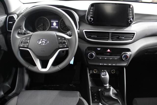 Hyundai Tucson LIFE PLUS NAVI TEMPOMAT PDC ALU BLUETOOTH