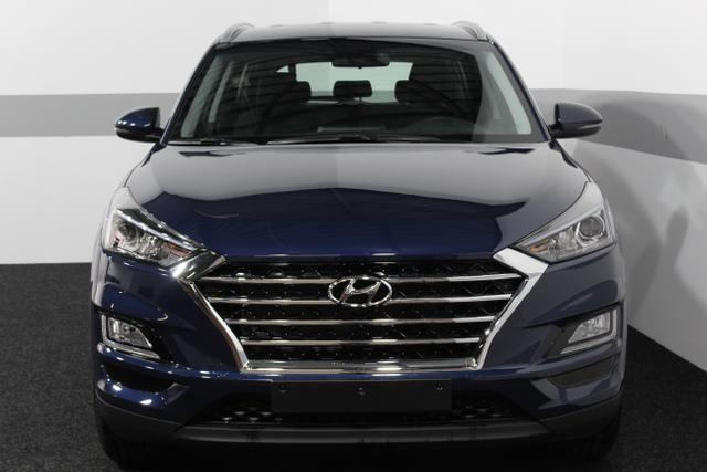 Hyundai Tucson - STYLE NAVI SHZ 18ALU PDC TEMPOMAT KLIMAAUTOMATIK