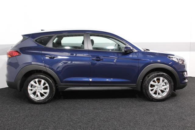 Hyundai Tucson - STYLE KLIMAAUTOMATIK SHZ RÜCKFAHRKAMERA TEMPOMAT DAB 17ALU