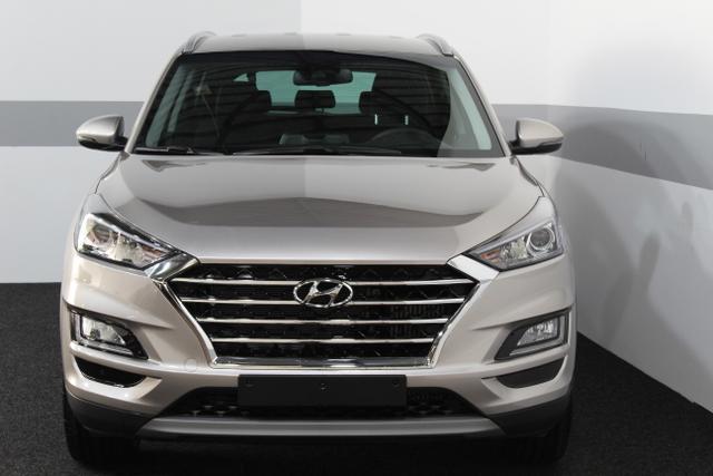 Hyundai Tucson - PREMIUM NAVI SHZ V+H 19ALU LKAS SLIF PDC TEMPOMAT Rückfahrkamera