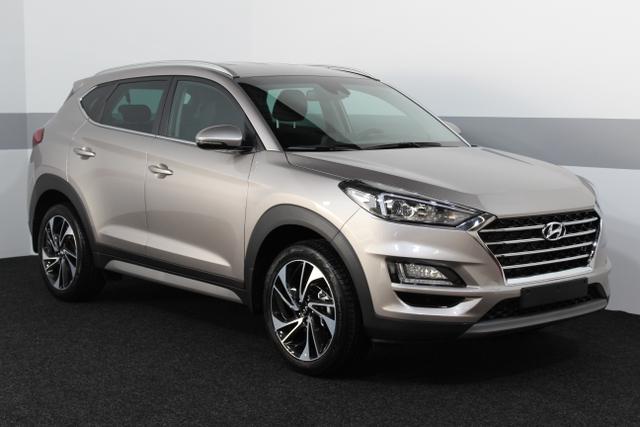 Hyundai Tucson - PREMIUM NAVI SHZ V H 19ALU LKAS SLIF PDC TEMPOMAT Rückfahrkamera