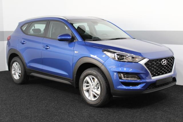 Hyundai Tucson - LIFE PLUS NAVI PDC ALU KLIMA TEMPOMAT BLUETOOTH