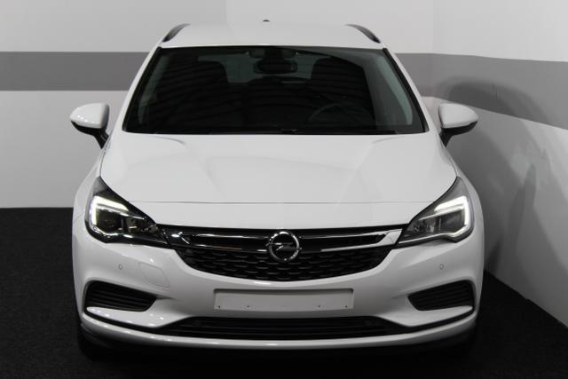 Opel Astra - ENJOY KLIMAAUTOMATIK TEMPOMAT PDC v+h MF-Lederlenkrad BLUETOOTH