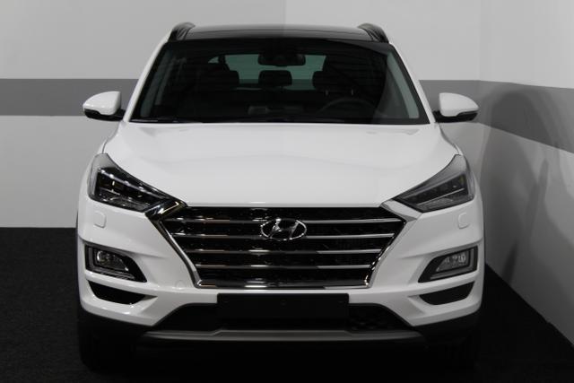 Hyundai Tucson - IMPRESSION 4WD DCT PANORAMA NAVI LEDER LED KRELL BSD ACC