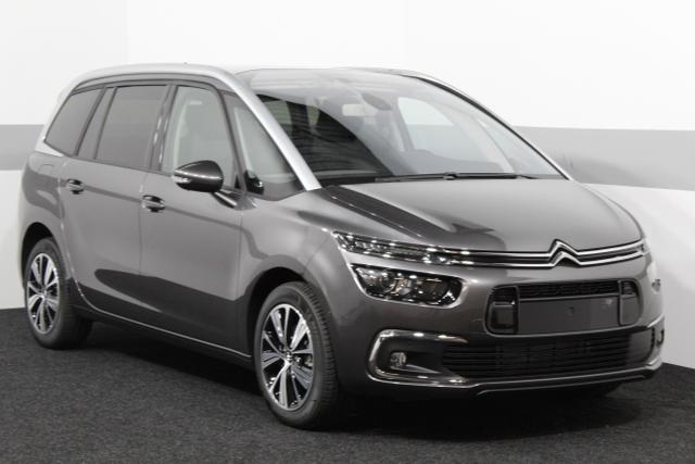 Citroën Grand C4 Picasso - FEEL 7-Sitzer PureTech 130 AUTOMATIK NAVI XENON SHZ