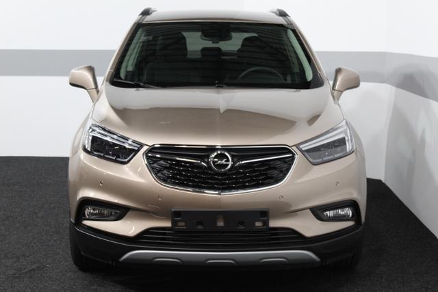 Opel Mokka X - INNOVATION TEMPOMAT ALU IntelliLink 4.0 Licht/Regensensor