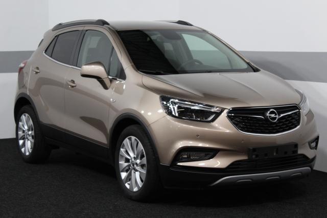Opel Mokka X - INNOVATION LED NAVI SHZ Rückfahrkamera TEMPOMAT 18ALU Licht/Regensensor