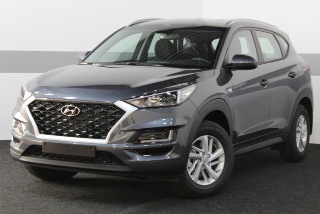 Hyundai Tucson - LIFE PLUS NAVI PDC ALU BLUETOOTH TEMPOMAT