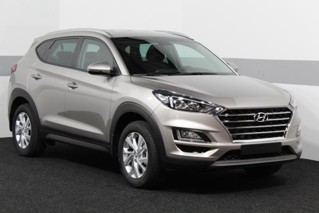 Hyundai Tucson - STYLE KLIMAAUTOMATIK RÜCKFAHRKAMERA TEMPOMAT DAB 17ALU