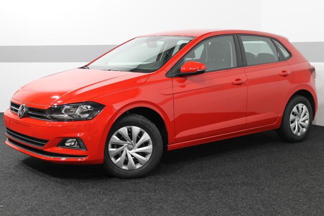 Volkswagen Polo - Comfortline Plus KLIMA FRONTASISST PDC v+h SHZ TEMPOMAT COMP MEDIA
