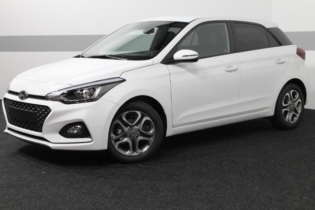 Hyundai i20 - STYLE SHZ KLIMAAUTOMATIK TEMPOMAT LKAS HBA DAA Regensensor