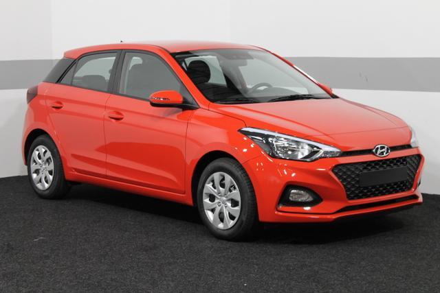Hyundai i20 - LIFE RADIO KLIMA EL.PAKET MF-LENKRAD