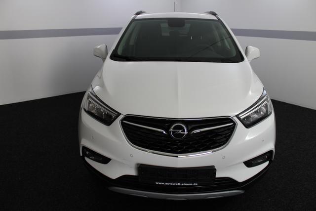 Opel Mokka X - INNOVATION SHZ TEMPOMAT 18ALU IntelliLink 4.0 Licht/Regensensor