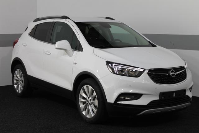 Opel Mokka X - INNOVATION AUT TEMPOMAT ALU IntelliLink 4.0 Licht/Regensensor