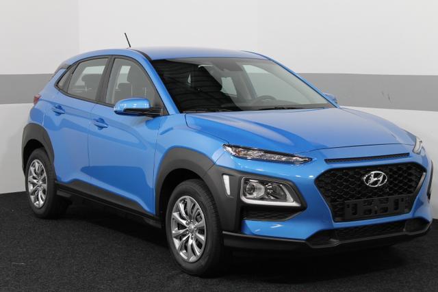 Hyundai Kona - Trend RADIO KLIMA BLUETOOTH EL. PAKET LKA DAW Lagerfahrzeug