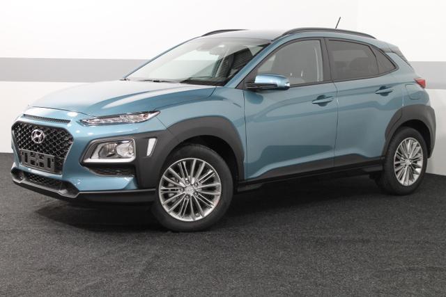 Hyundai EU Kona - Style KLIMAAUTOMATIK Licht/Regensensor PDC LKA TEMPOMAT BLUETOOTH
