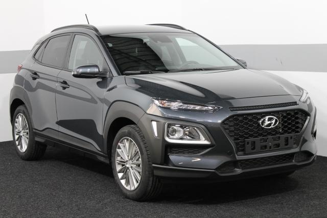 Hyundai Kona - Style RED KLIMAAUTOMATIK PDC TEMPOMAT BLUETOOTH ALU LKA DAW