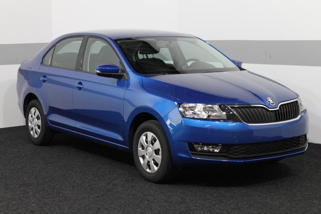 Skoda Rapid - Active Plus KLIMA / El. Paket Radio NSW PDC BLUETOOTH