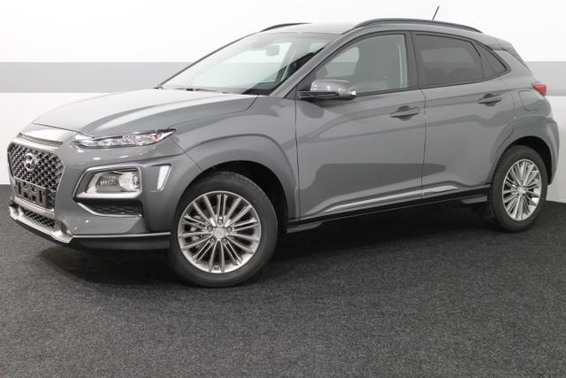 Hyundai Kona - Premium LED SHZ Lenkrad beheizbar Rückfahrkamera PDC TEMPOMAT KLIMAAUTOMATIK