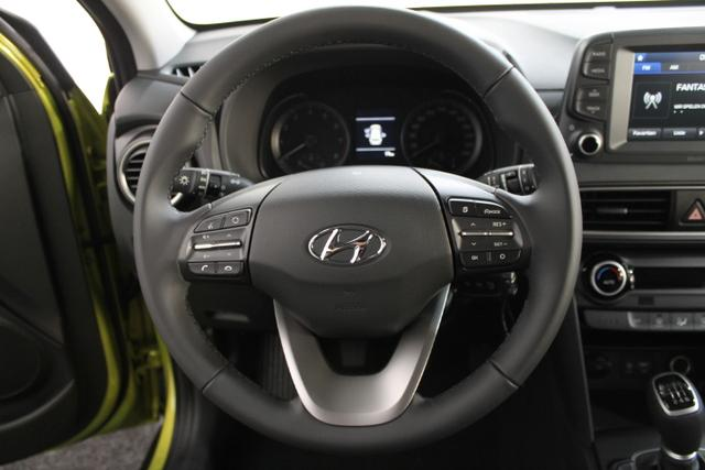 Hyundai Kona Style KLIMAAUTOMATIK PDC TEMPOMAT BLUETOOTH ALU LKA DAW