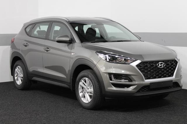 Vorlauffahrzeug Hyundai Tucson - LIFE PLUS TEMPOMAT PDC ALU BLUETOOTH