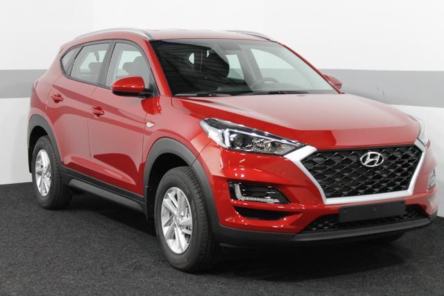 Lagerfahrzeug Hyundai Tucson - LIFE PLUS TEMPOMAT PDC ALU BLUETOOTH