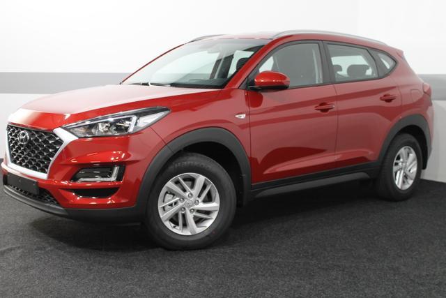 Hyundai Tucson - LIFE PLUS NAVI TEMPOMAT PDC ALU BLUETOOTH