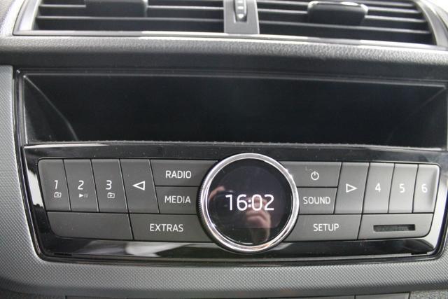 Skoda Fabia Combi ACTIVE PLUS RADIO KLIMA EL.PAKET