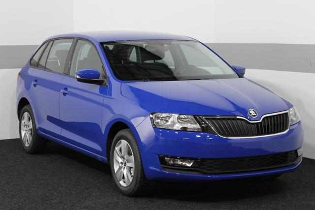 Skoda Rapid Spaceback - Ambition ALU/MAXI DOT/CLIMATRONIC