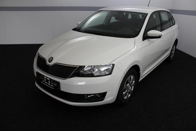 Skoda Rapid Spaceback - ACTIVE RADIO KLIMA EL.PAKET